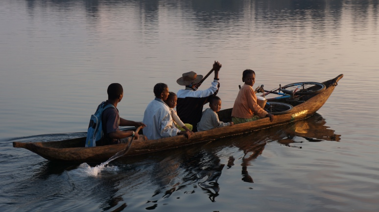 Manentenina River, Madagascar