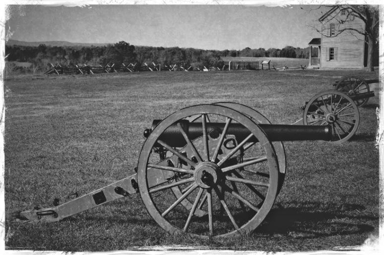 Manassas, Virginia - Civil War Battlefield
